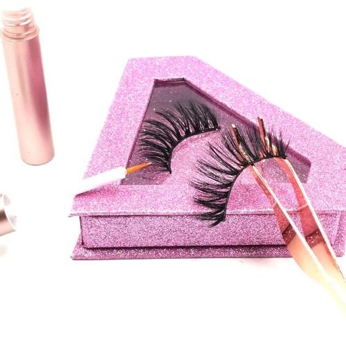 3d Silk False Eyelashes Price Premium Handmade Self Adhesive eyelashes free samples