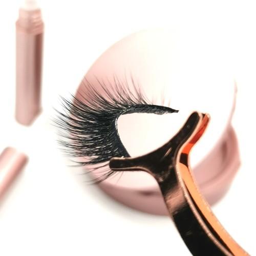 Wholesale Permanent Premium Reusable Synthetic Eyelash 3d Silk Lashes