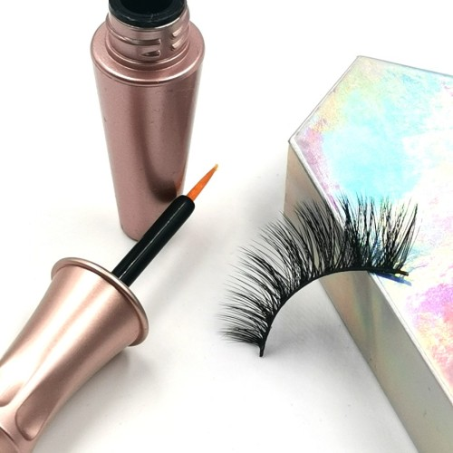 3D Real Hand Made Eyelashes Wholesale Make Own Brand Private Label eyelashes waterproof