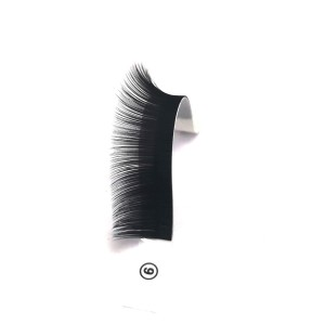 Wholesale China Factory Supply Premade Mink Individual Volume 3D womens eyelashes Extensions