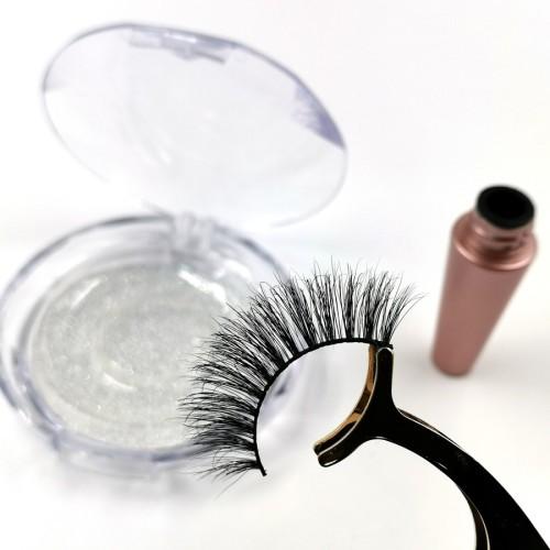 Hot Selling 100% Real Handmade eyelash packaging box custom With Premium Custom Box