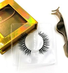 Private Label Wholesale Makeup Cruelty Free 100 % Handmade eyelash packaging