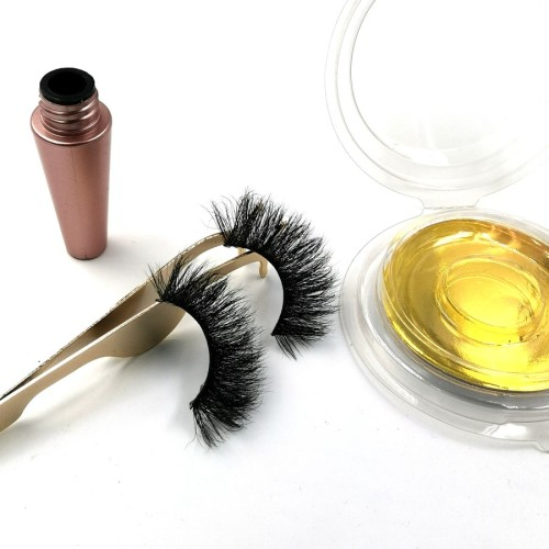 3dMink Eyelash Wholesale Handmade Lashes Custom Packaging Box eyelashes usa logo