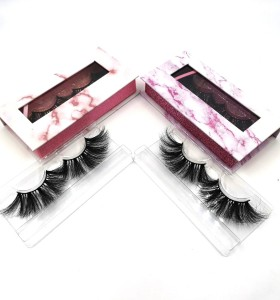 Hot Sales Mink 3d Eyelash Strip Custom Eyelash Packaging Private Label OEM 100% 3d Mink Eyelashes
