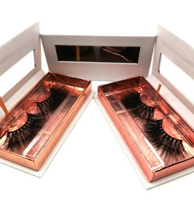 Wholesale Price Oem Long 25mm Lashes 3d Mink Lashes Dramatic Mink Eyelashes 25mm Lashes 3d Mink Lashes