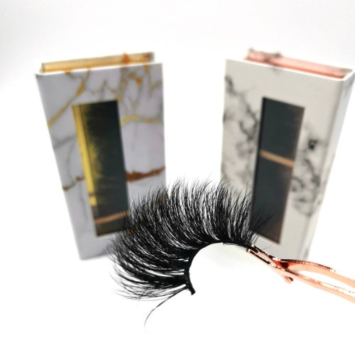 Wholesale Private Label Custom Packaging 100% Real Hand Made Mink Lashes 3d Mink Eyelashes For Beauty