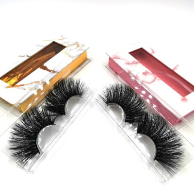 Wholesale Faux Mink Lashes Full Strip Lashes, Natural Soft Black 3d Mink Eyelashes