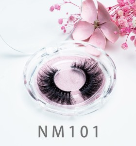 Fast Shipping Eye Lashes Vendor 100% Natural Material20mm Luxury Mink Eyelashes With Own Logo Eyelash