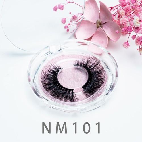 Fast Shipping Eye Lashes Vendor 100% Natural Material20mm Luxury Mink Eyelashes With Own Logo Eyelash