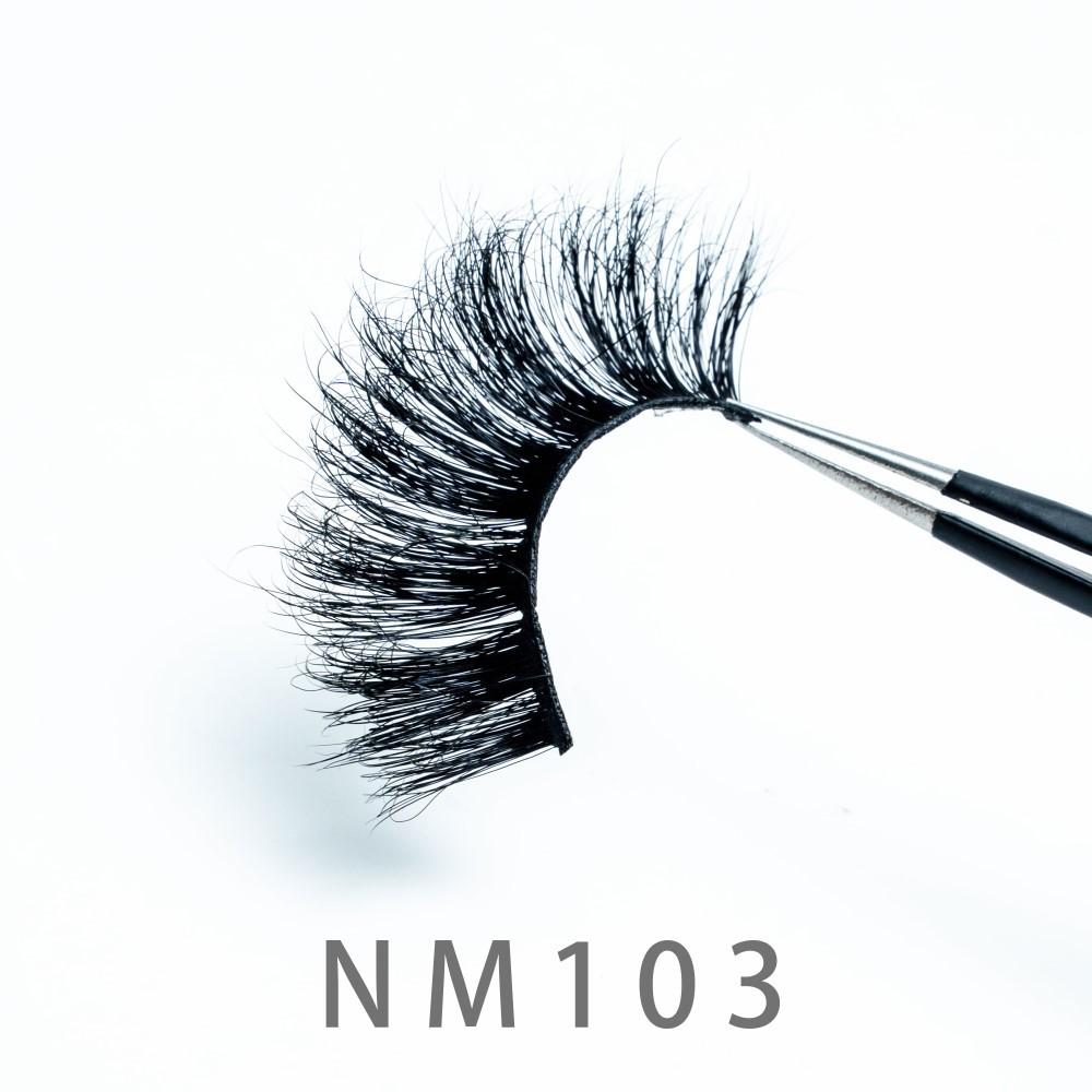 Luxury Mink Eyelashes With Own Logo