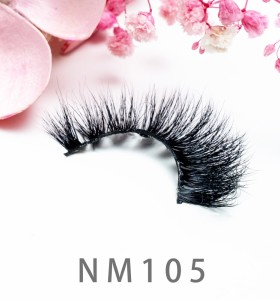 Factory 3d Mink Lashes Private Label 20MM False Eyelashes 100% Real Fur Individual Own Brand 3d Mink Eyelash
