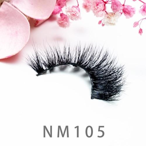 Factory 3d Mink Lashes Private Label 20MM False Eyelashes 100% Real Fur Individual Own Brand 3d Mink Eyelash