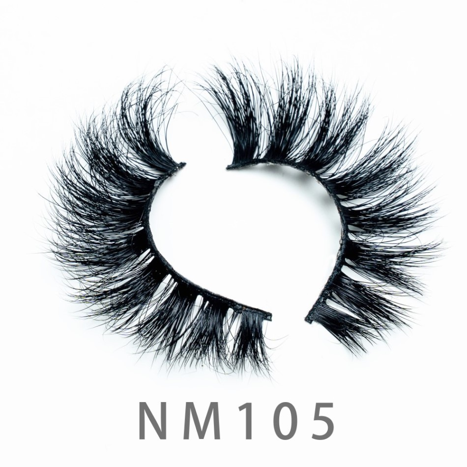Luxury Mink Eyelashes With Own Logo