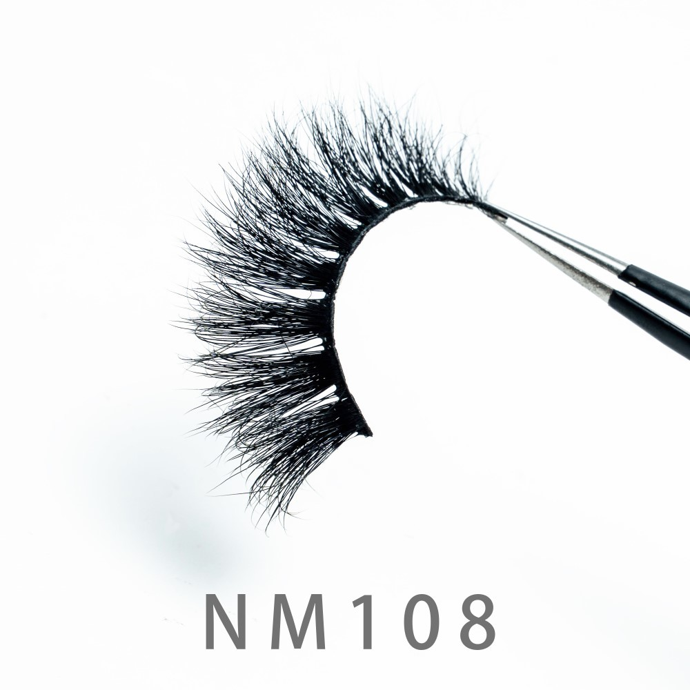 Private Label Eyelash Real 3d Mink Lashes