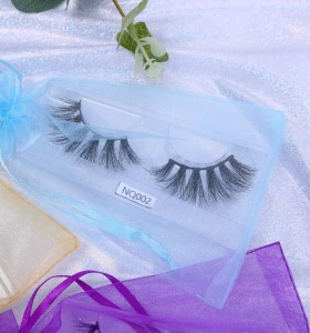 Private Label 3d Mink Eyelashes And Custom Packaging Box 100% Own Brand 22MM Mink Eyelash Fur Full Strip Lashes