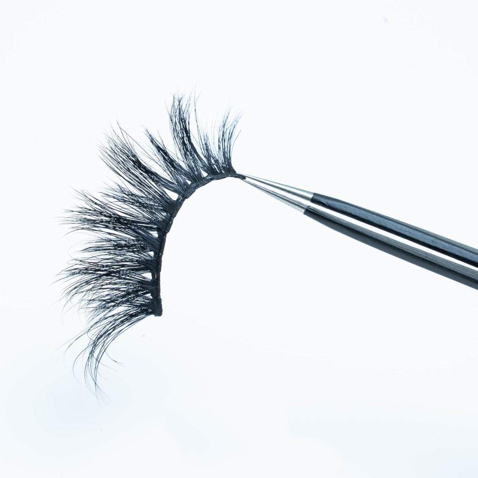 22MM Mink Eyelash Eyelashes For Women