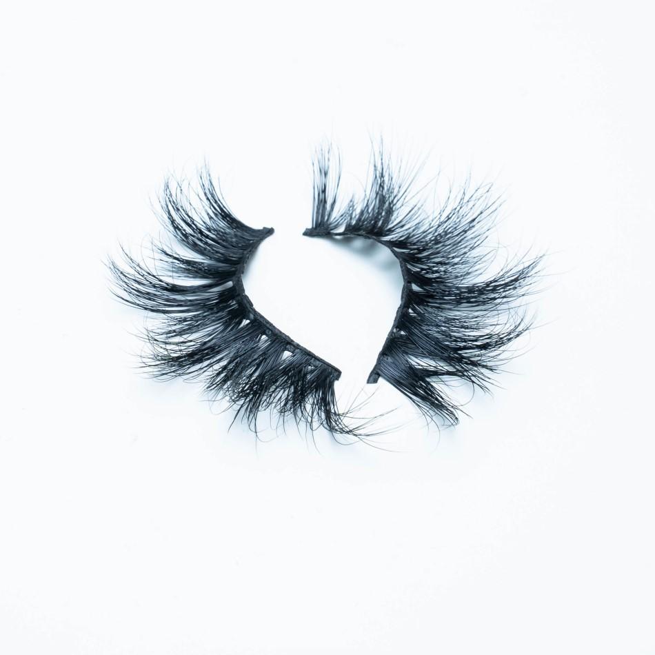 Real Fur 3d Mink Eyelashes