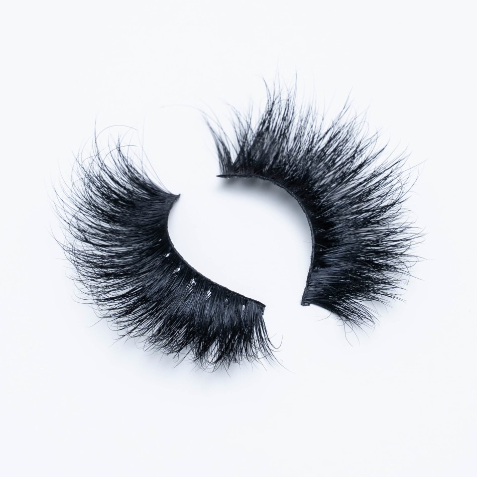 3d Strip Mink Eyelashes 22mm