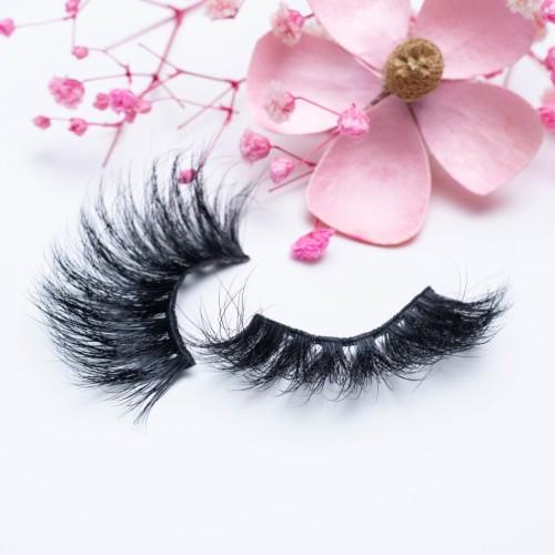 Wholesale New Design Custom Eyelash Packaging Many Different Styles Volume Mink Lashes 3d Mink Eyelashes