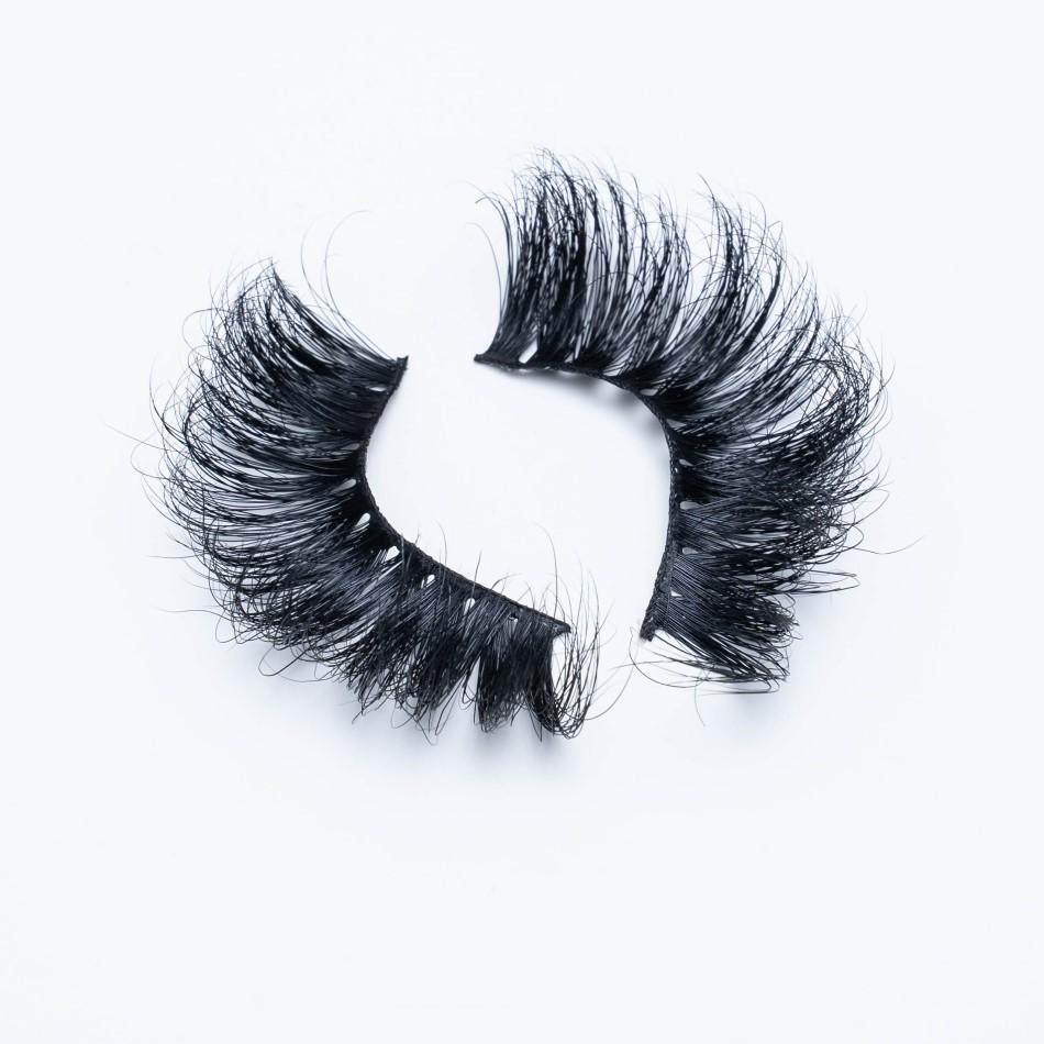 Cluster Eyelash 3d Mink Eyelashes