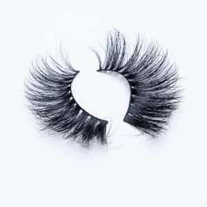 mink eyelashes 24 styles luxurious fluffy lashes 100% mink fur free package