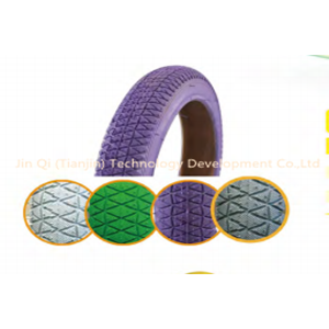 Colorful road bike tire for bicycle tire of city bicycle tyres