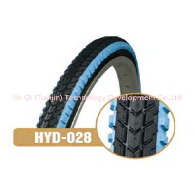 Colored BMX Bike Tires Manufacture's in China of tire bulk