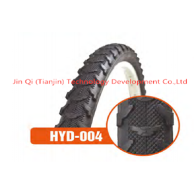 Tubular tire bicycle non-slip black Mountain bike tyre 26X1.95