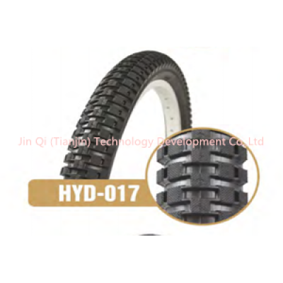 China Fábrica diferentes tipos de piezas de bicicleta disponibles city road BMX MTB bike tire