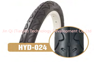 25% rubber content high wear proof extreme fat bmx bicycle tire