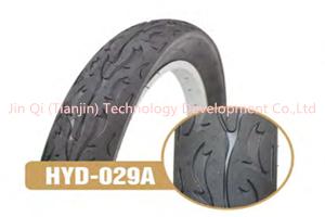Neumático BMX para compartir bicicleta / bicicleta urbana PU de doble densidad neumático sólido