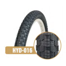 Good quality bicycle parts JQ bicycle tyre for BMX