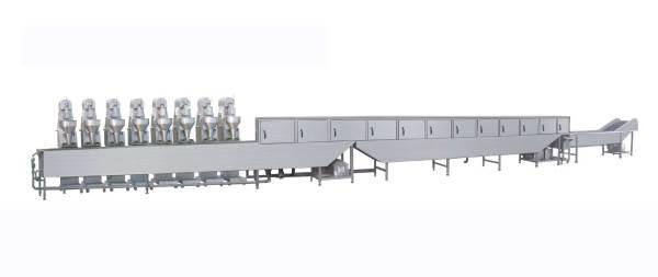 Meatball line solution 100-2000kg