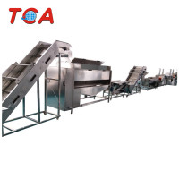 Automatic Fresh flake processing line Potato Flake Production Line