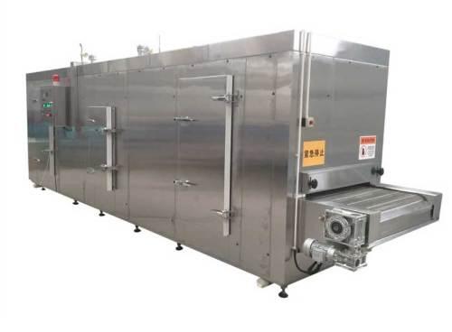 IQF freezer