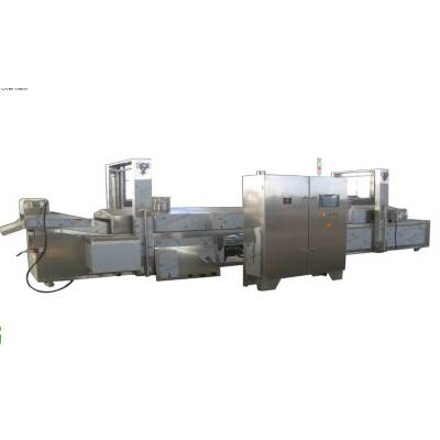 continue fryer machine