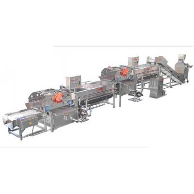 Vegetable processing solution