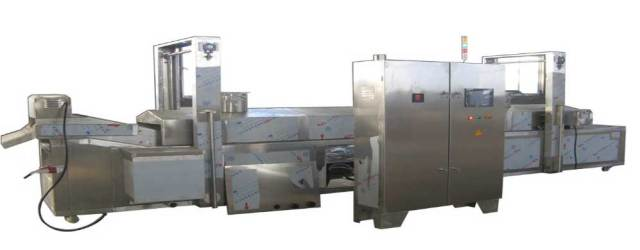 Frozen french fries line,Patato chips line,vegetable processing line,seafood processing line,banana