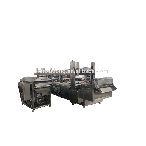 TCA Potato Chips Machinery Chips machine Production potato chip manufacturers usa