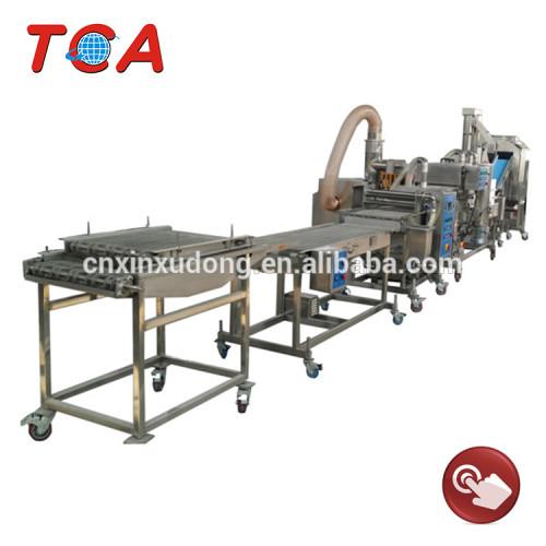 New Type Banana Chips machine Production Line
