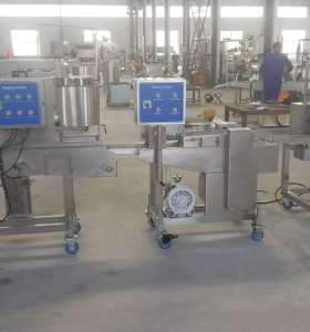 100-1000kg chicken nuggets making machine