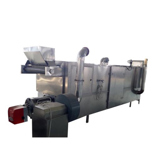500kg/h potato frozen french fries production line
