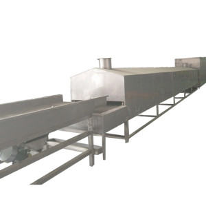 50-2000kg Frozen French Fries Line