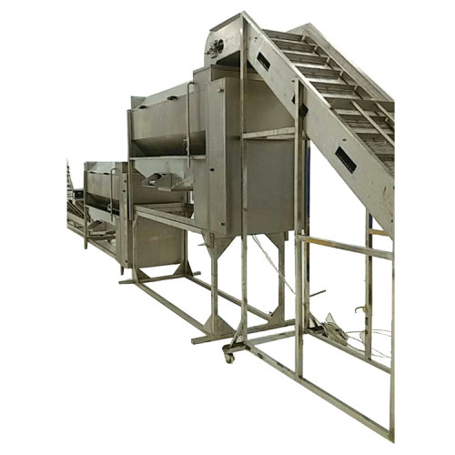 China supplier  potato chips production line