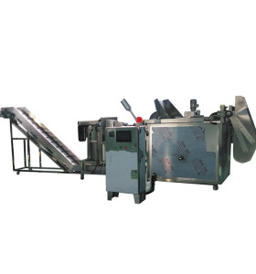 China supplier Full automatic potato chip machine