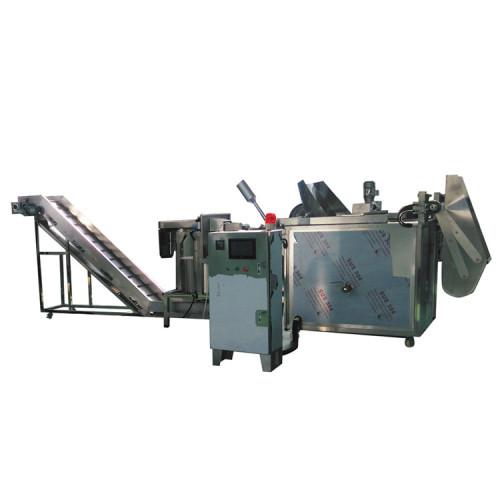 China supplier Full automatic potato chip machine