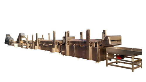 Full automatic potato chip machine potato chips making machine