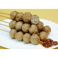 Principle of meatball processing