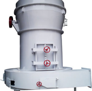 Dolomite Powder High Capacity Raymond Mill