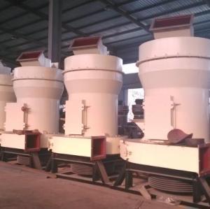 Superfine Powder Active Carbon Raymond Mill